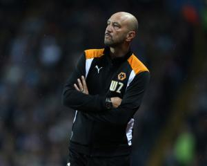 Wolves sack head coach Walter Zenga