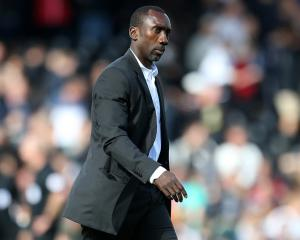 QPR board back Hasselbaink after investigation into Daily Telegraph allegations
