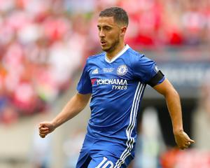 'We all dream,' says Chelsea's Eden Hazard on Real Madrid links