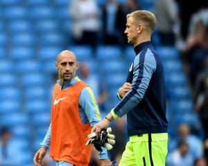 Joey Barton labels Manchester City's treatment of Joe Hart as