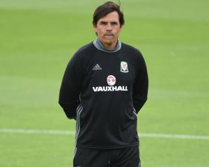 Chris Coleman urges Wales players to stand up and be counted in absence of Bale