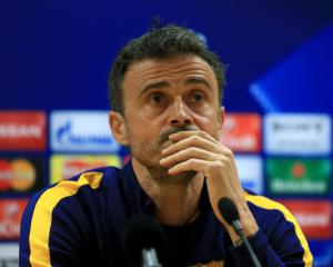 Barcelona boss Luis Enrique ready for 'special' second leg at Atletico Madrid