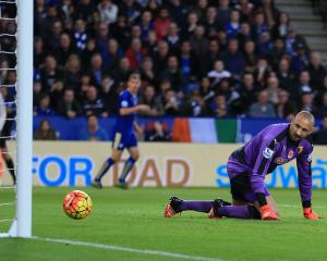 Watford rally round Heurelho Gomes after slip-up at Leicester