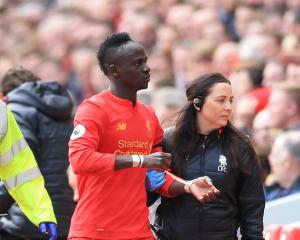 Sadio Mane cleared to join Liverpool's trip to Germany following knee injury