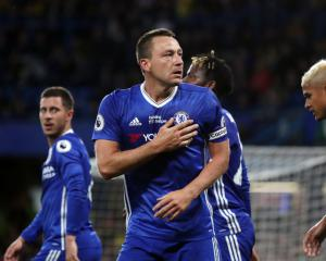 John Terry has made most of season on periphery at Chelsea