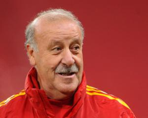 Del Bosque Rues Failure To Finish