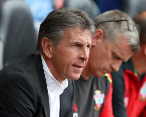 Southampton manager Claude Puel bemoans two dropped points against Watford