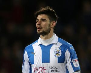 Christopher Schindler says Huddersfield's success is making headlines in Germany