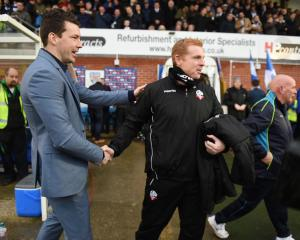 Chris Todd delighted after Eastleigh force replay