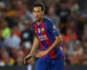 Sergio Busquets set to sign a new five-year contract with Barcelona