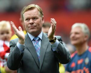 Ronald Koeman Signs Three-year Deal To Become Everton's New Manager