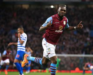 Villa would let Benteke go if that's what he wanted admits Sherwood