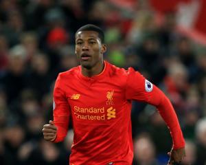 Georginio Wijnaldum: Liverpool not a one-Mane team