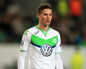 Julian Draxler hopes Wolfsburg's poor form is behind them