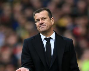 Brazil coach Dunga doesn't fear the sack after Copa America exit