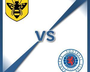 Alloa V Rangers at Recreation Park : Match Preview