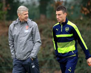 Laurent Koscielny ready to give Arsene Wenger and Arsenal a defensive boost