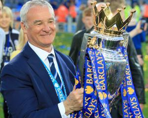 Avoiding relegation next term is the main aim for Leicester boss Claudio Ranieri