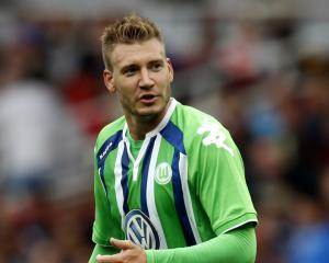 Nicklas Bendtner 'close to joining Nottingham Forest'
