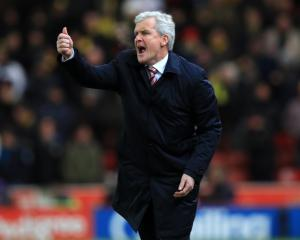 Mark Hughes: Stoke players desperate to right wrongs of FA Cup exit