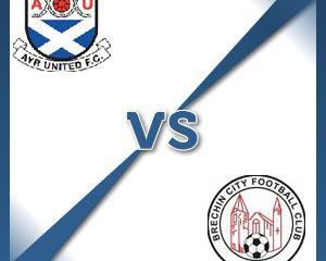 Ayr V Brechin at Somerset Park : Match Preview
