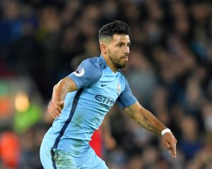 Pep Guardiola does not want to see Sergio Aguero leave Manchester City