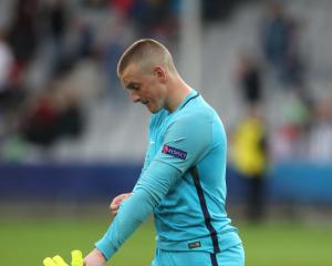 It's a relief to have my future sorted, says keeper Pickford