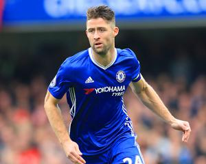 Gary Cahill: Defending from the front is key for Chelsea title bid