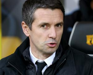 Remi Garde says problems existed at Aston Villa before his arrival