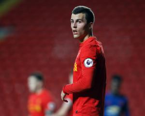 Liverpool move was my destiny, says Lennon