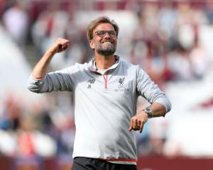 Jurgen Klopp says Liverpool can handle the heat and earn a top-four finish