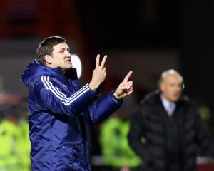 Manager Martin Canning rules out comeback as Hamilton face defensive crisis