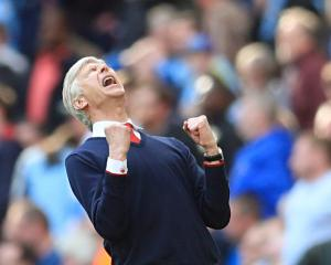 Arsene Wenger not thinking of FA Cup final as his Arsenal swansong