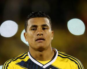 Murillo sinks Brazil