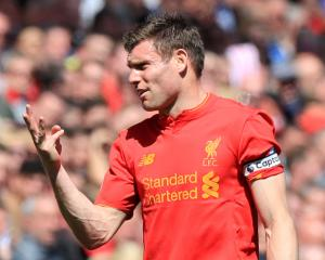 Liverpool's James Milner targets trophies after top-four finish