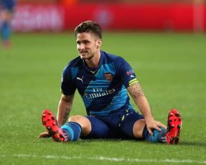 Monaco misery for Arsenal