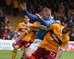 Scott McDonald brace earns key win for Motherwell