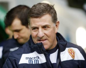Mark McGhee content after Motherwell grind out 'horrible' win