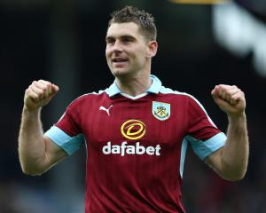 Sam Vokes set for homecoming as Burnley seek strong finish