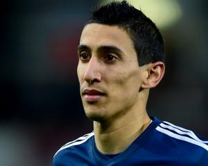 Angel Di Maria pleased to score first PSG goal in Champions League victory