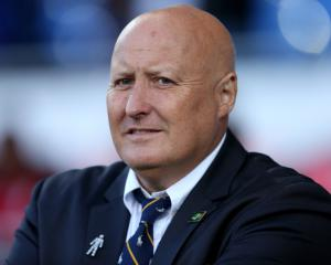 Coventry sack Russell Slade after only three months