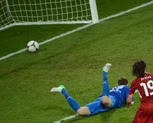 Czechs through as they dash Poles dreams
