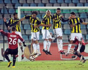 Fenerbahce appeal Champions League ban