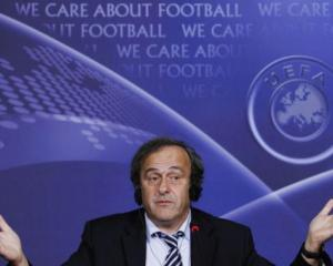 Platini will have to testify on UEFA case: FC Sion