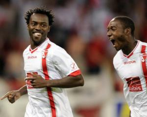 Sion players taken to task in Europa League twist
