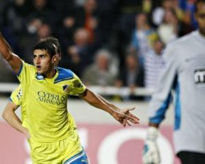 APOEL win thriller to edge nearer knockout stage