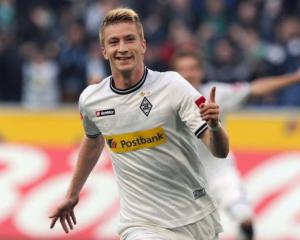 Moenchengladbach on a roll, says Reus