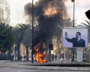Tunisia revolt inspired football team: Esperance