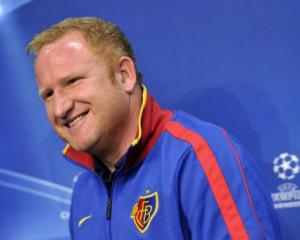 Bring it on, says Basel coach after United win