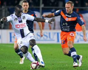 Montpellier held, while Valbuena rescues Marseille